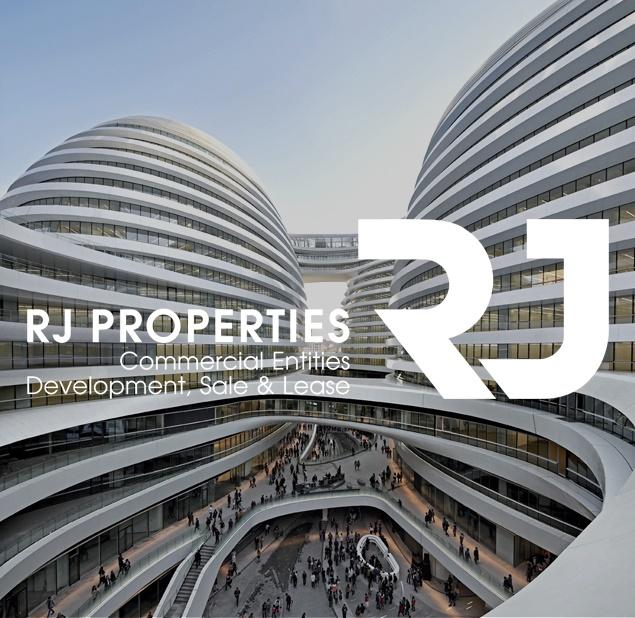 طراحی نشان مجموعه RJ