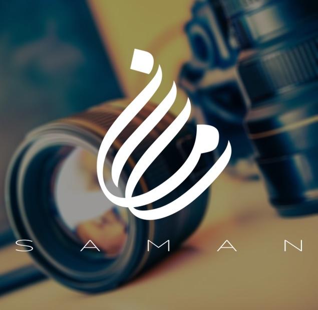طراحی لوگو شخصی عکاسی سامان