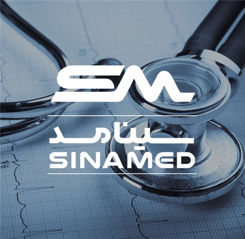 طراحی نشان تجهیزات پزشکی سینامد