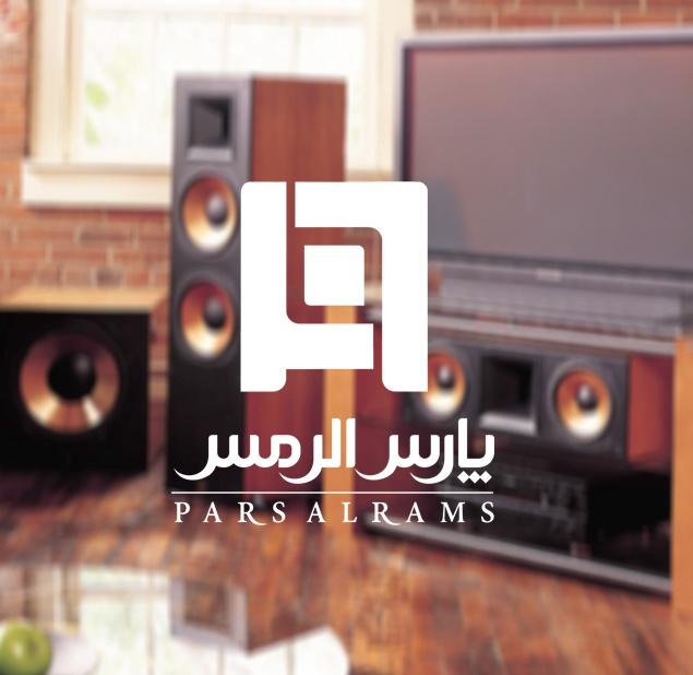 طراحی لوگو شرکت پارس الرمس