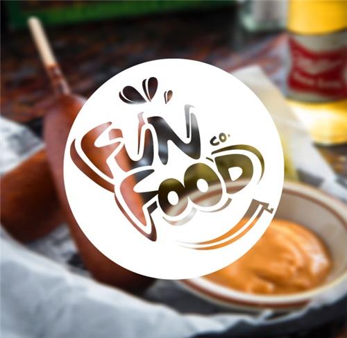 طراحی لوگو شرکت فان فود