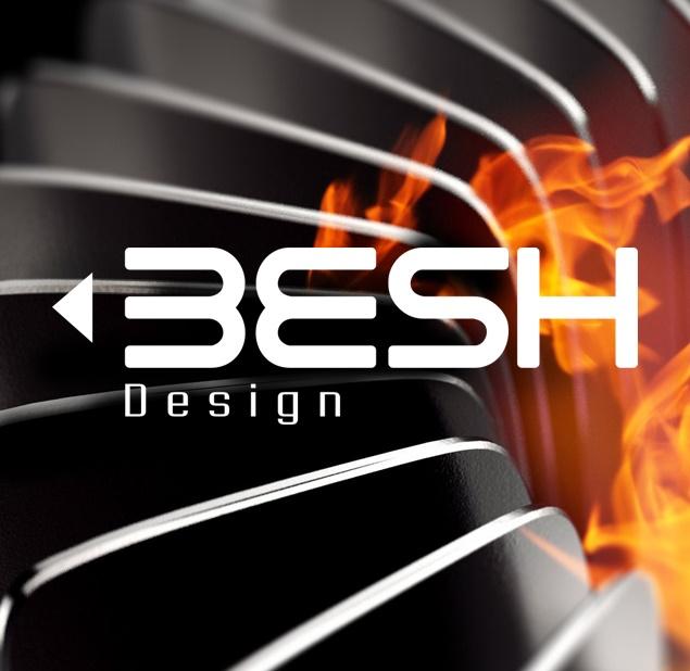 طراحی نشان شرکت بش