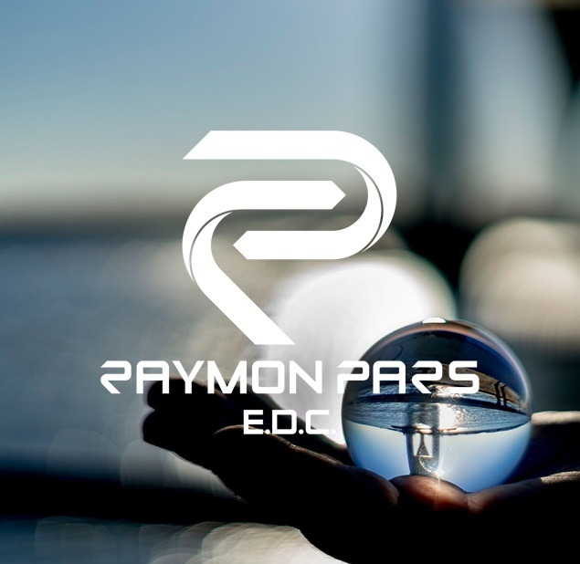 طراحی آرم شرکت رایمون پارس