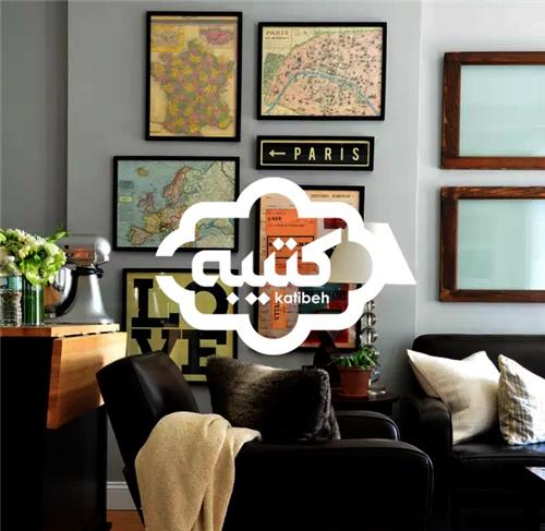طراحی نشان شرکت کتیبه