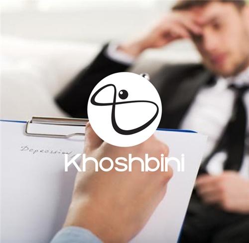 طراحی لوگو مجموعه مشاوره و روانشناسی خوشبینی