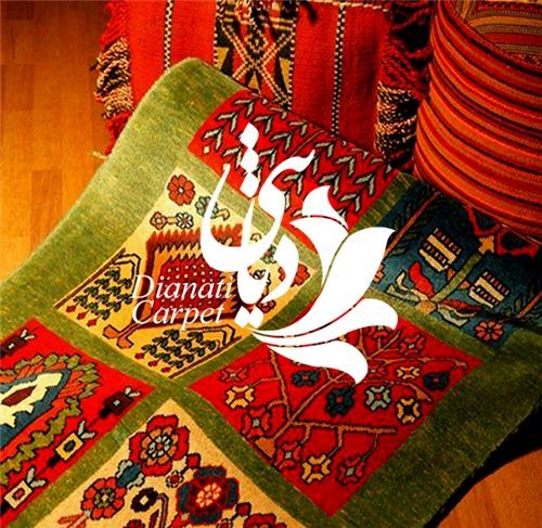 طراحی آرم فرش دیانتی