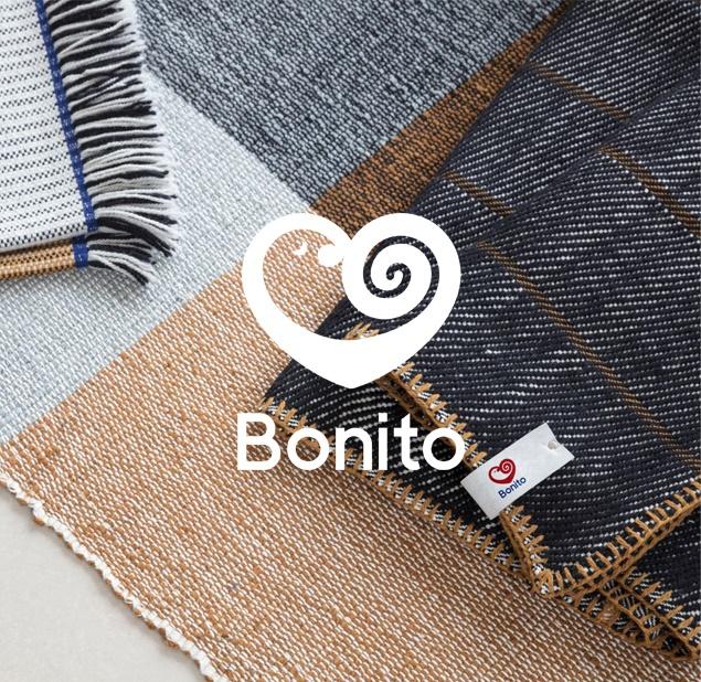 طراحی نشان شرکت فروشگاهی بونیتو