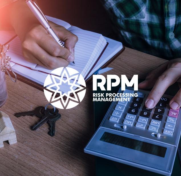 طراحی آرم شرکت RPM