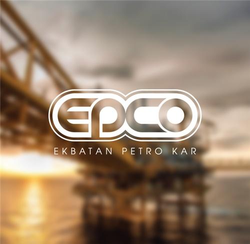 طراحی نشان تولید کننده صنایع نفتی اکباتان پتروکار
