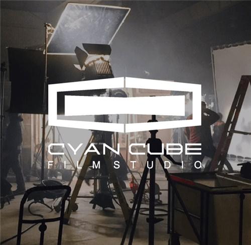 طراحی لوگو استودیو کیان کاب