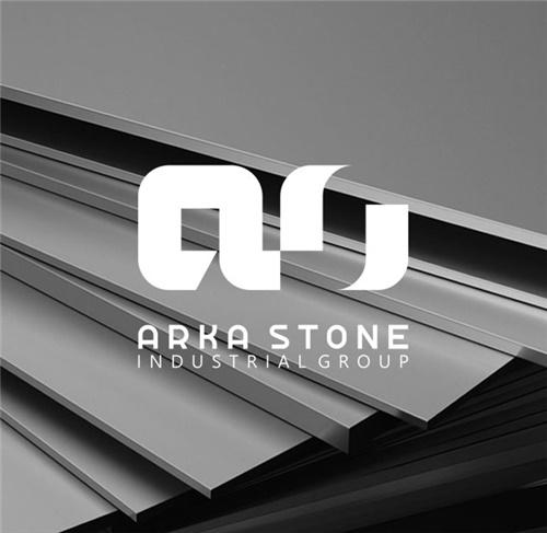 طراحی لوگو شرکت آرکا استون