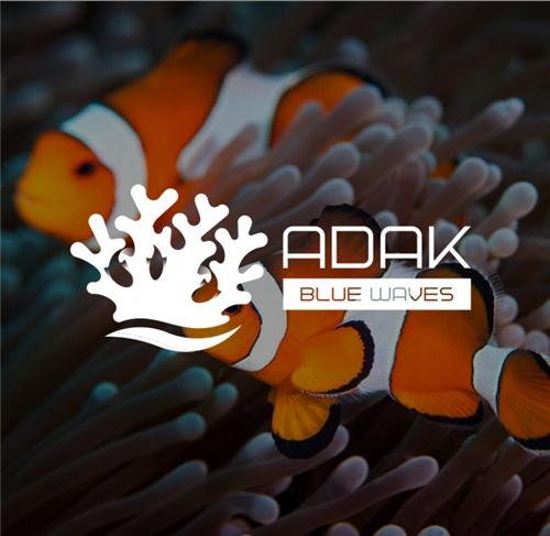 طراحی نشان شرکت آداک