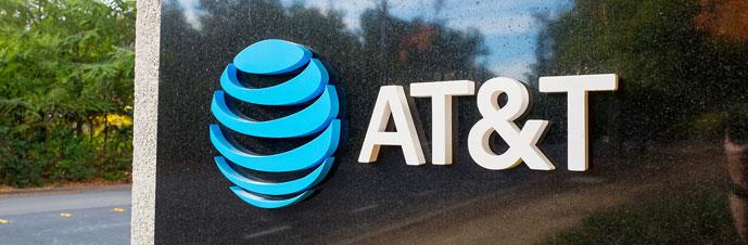 AT&Tبررسی تاریخچه لوگوی شرکت