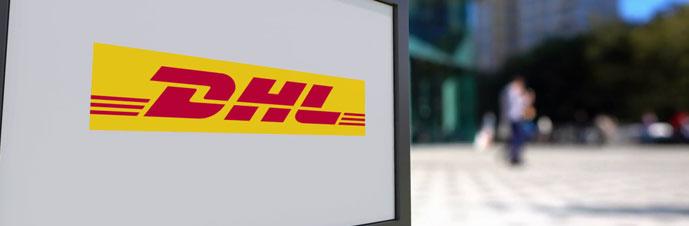 بررسی تاریخچه لوگوی DHL