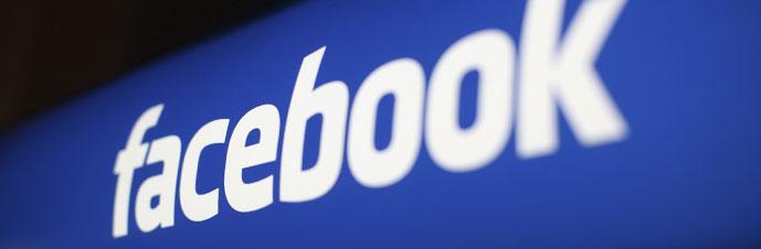 تاریخچه طراحی لوگو فیسبوک