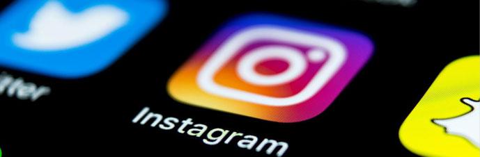 بررسی تاریخچه لوگوی instagram