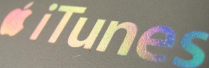 بررسی تاریخچه لوگوی Itunes
