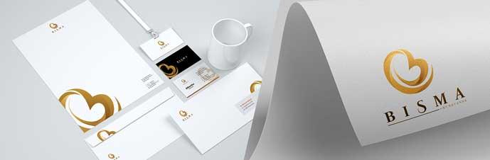 طراحی هویت برند و لوگو