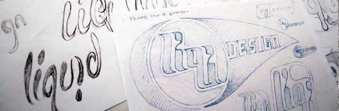 طراحی لوگوهای مفهومی
