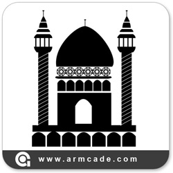 Mosque.jpgآرم و لوگوی مسجد