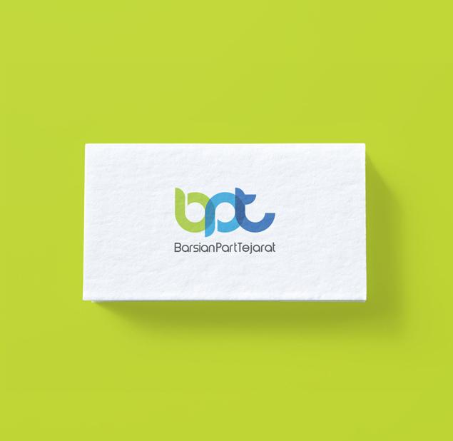 طراحی نشان برسیان پارت تجارت