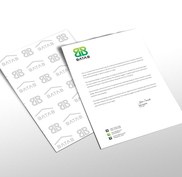 طراحی نشان املاک باتاب