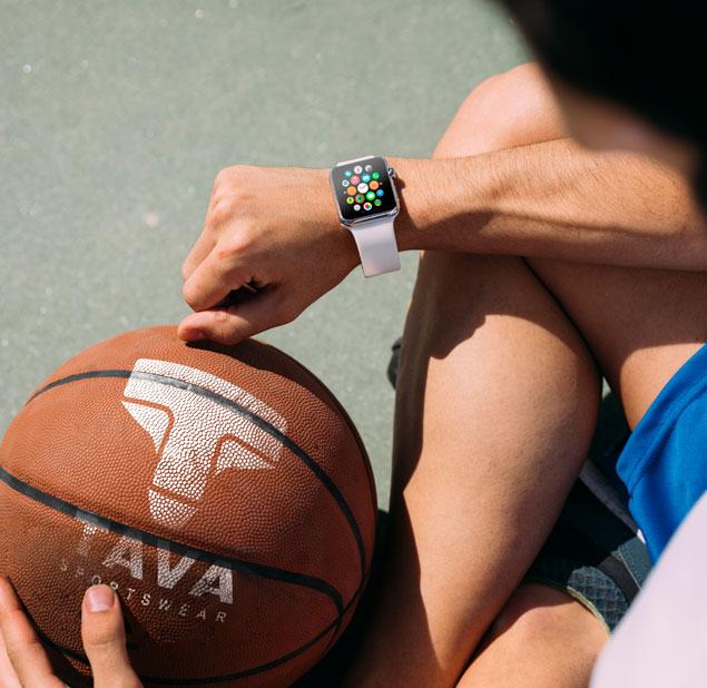 طراحی آرم پوشاک ورزشی تاوا