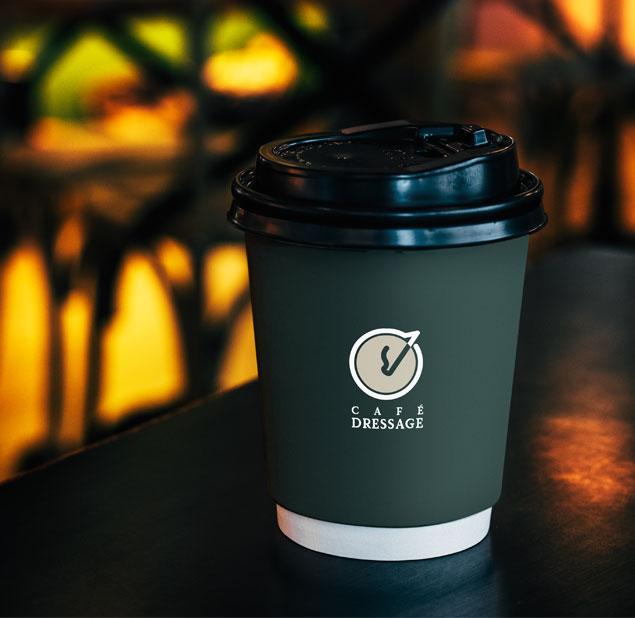 طراحی لوگوی کافه درساژ