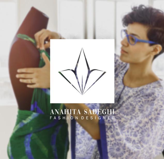 طراحی آرم شخصی سرکار خانم آناهیتا صادقی