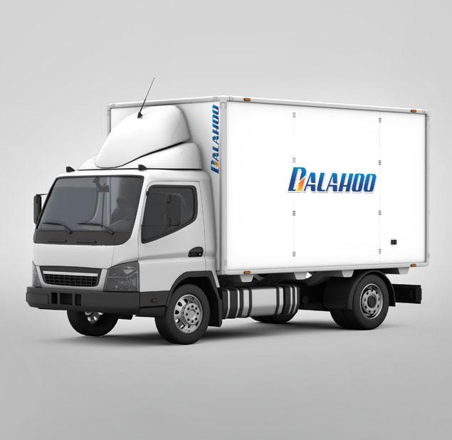 طراحی لوگو شرکت دالاهو
