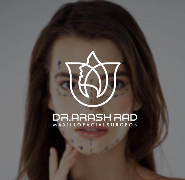 طراحی نشان دکتر آرش راد