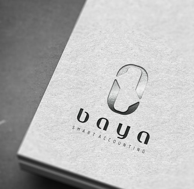 طراحی آرم موسسه بایا