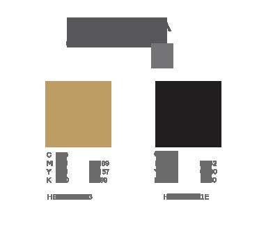 طراحی نشان مجموعه هادی طلا