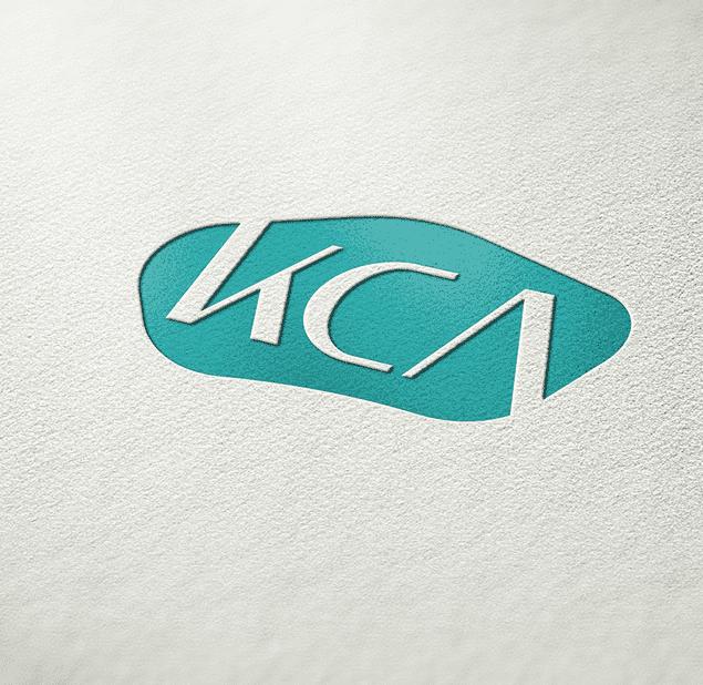 طراحی آرم مجموعه صادرات و واردات مواد بهداشتی  KAC