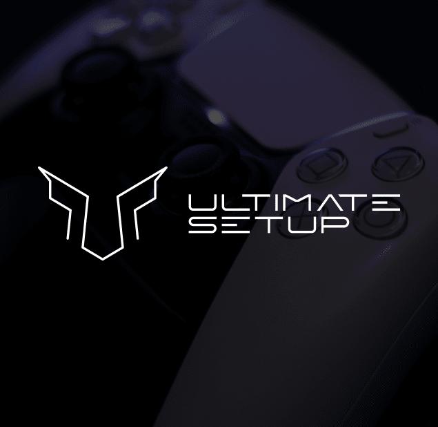طراحی آرم مجموعه ultimate setup